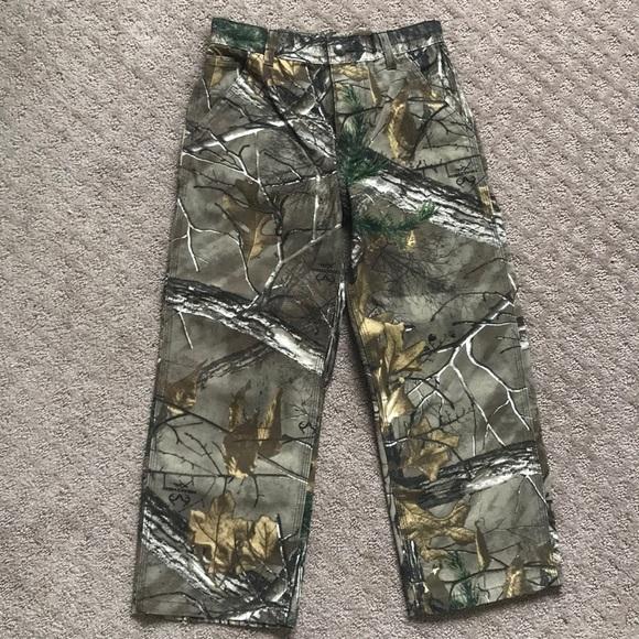Bottoms Boys' Clothing (newborn-5t) Helpful Size 4t Carhartt Camo Shorts